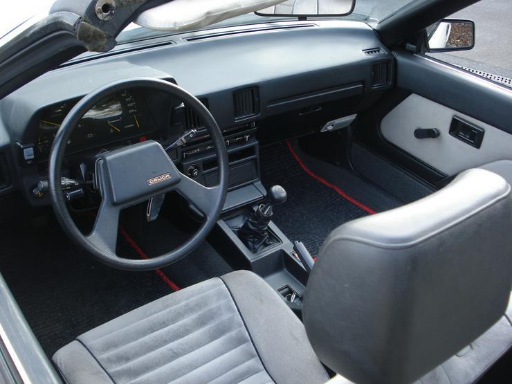 Bild 6: Oldtimer Celica TA 60 Cabrio