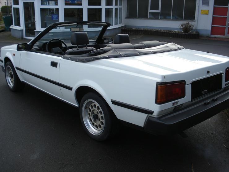 Oldtimer Celica TA 60 Cabrio