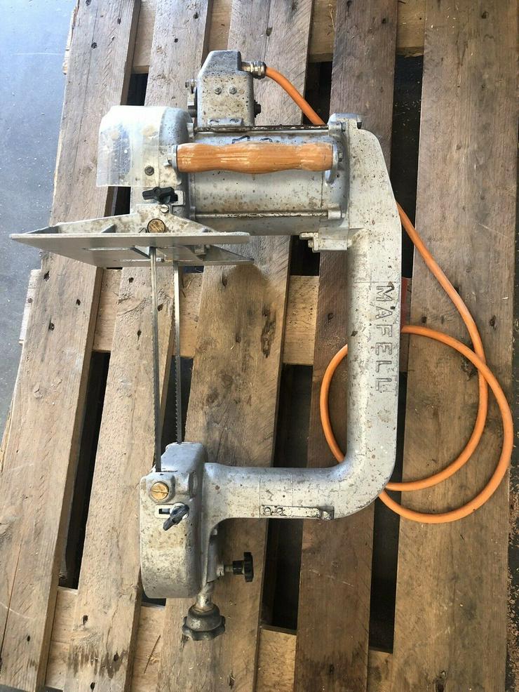 Bild 2: Mafell Handbandsäge Modell Typ 2