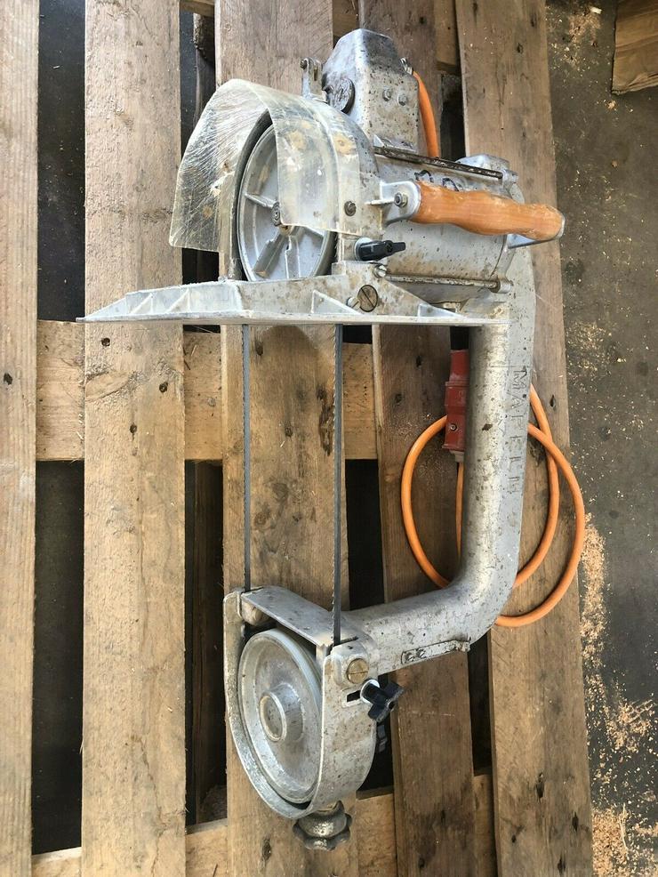 Mafell Handbandsäge Modell Typ 2  - Hammer - Bild 1
