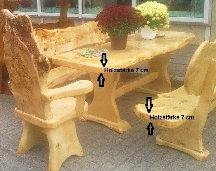 Bild 2: Einzigartige Garten / Terrassen Möbel