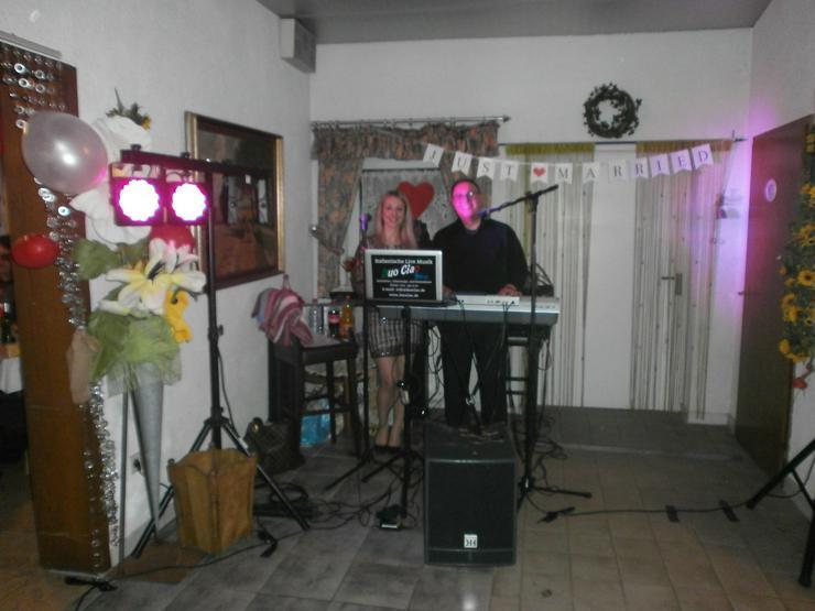 Noi Bella Italy Musik Italienisch Duo Banb Hochzeit Veranstaltung Sommerfest Geburtstag etc