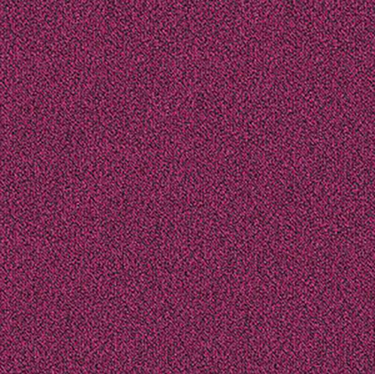 RESTPOSTEN Neue Heuga 538 Hot Pink Teppichfliesen von Interface