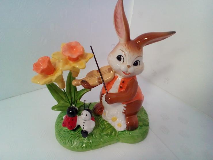 """Hase von Goebel """"Tanz in den Frühling"""""""