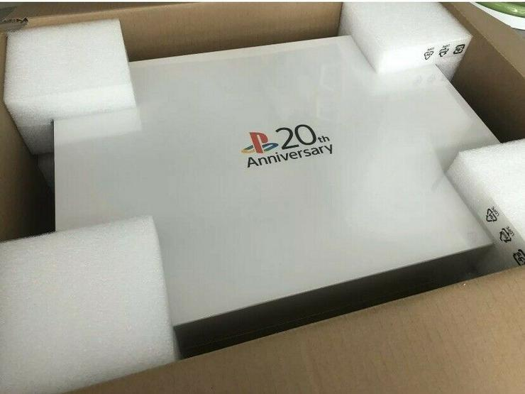 Sony PlayStation 4 - PS4 - 20th Anniversary Edition