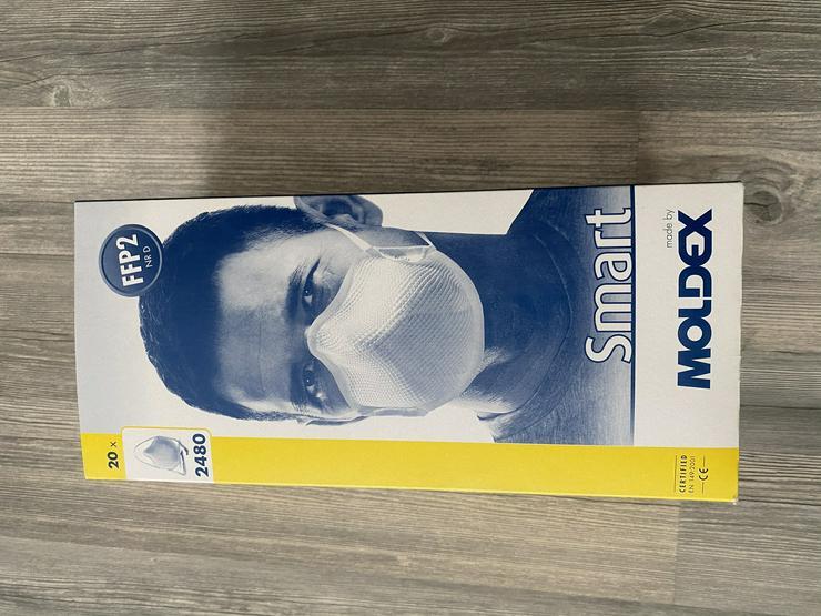 FFP2 Masken Moldex 2 Stück - Weitere - Bild 1