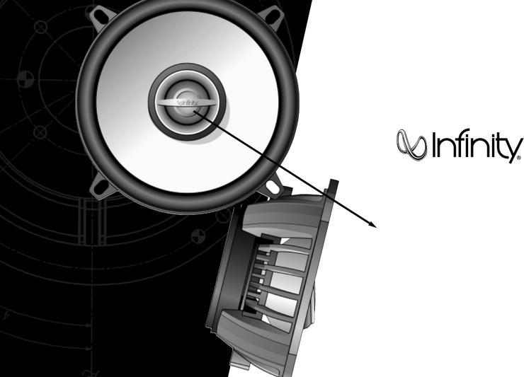 Infinity Kappa 65.5 CS 165mm 90W RMS 270W Peak Lautsprecher