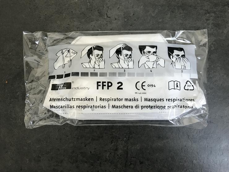 Mundschutz FFP 2 - Weitere - Bild 1