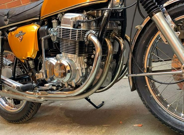 Bild 3: Honda CB 750 four K2