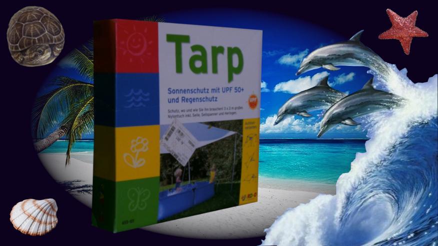 ⭐NEU⭐ JAKO-O TARP Sonnenschutz mit UPF 50+ und Regenschutz
