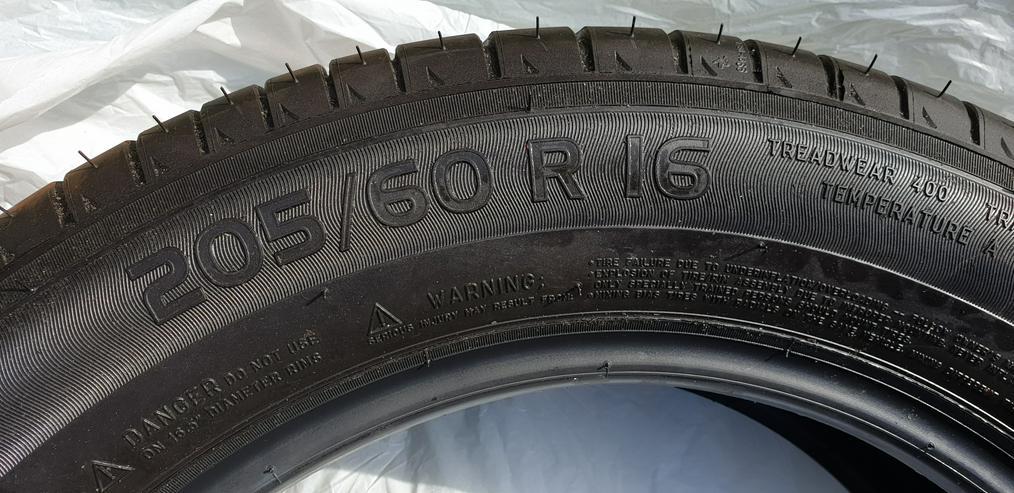 Bild 5: Sommerreifen 19 km gelaufen 205/60 R 16 92 H Michelin Saver Plus