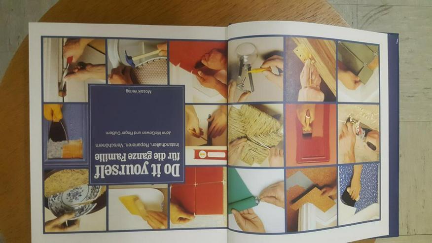 Bild 2: Heimwerkerbuch