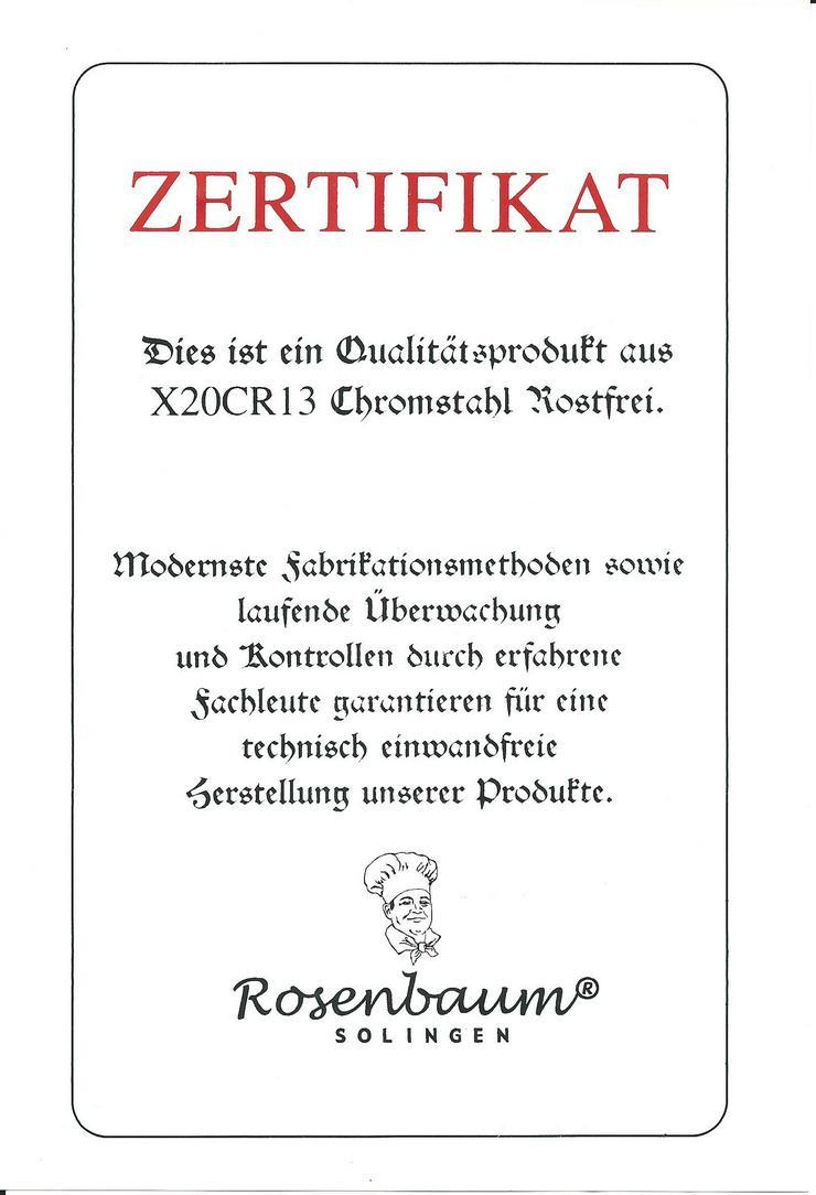 Bild 5: Messerset - Rosenbaum - 24 teilig