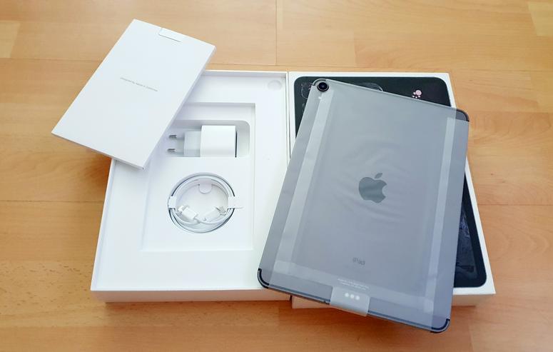 """Bild 7: Apple IPad Pro 11"""" 4G/LTE 64GB - MU0M2FD/A - NEU"""