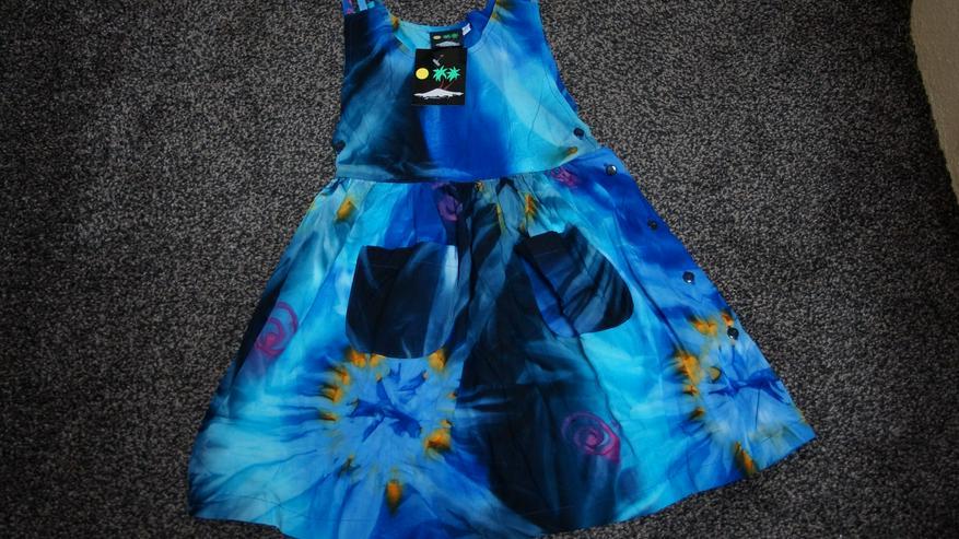 Kleid, Gr. 92, blau, hochwertig
