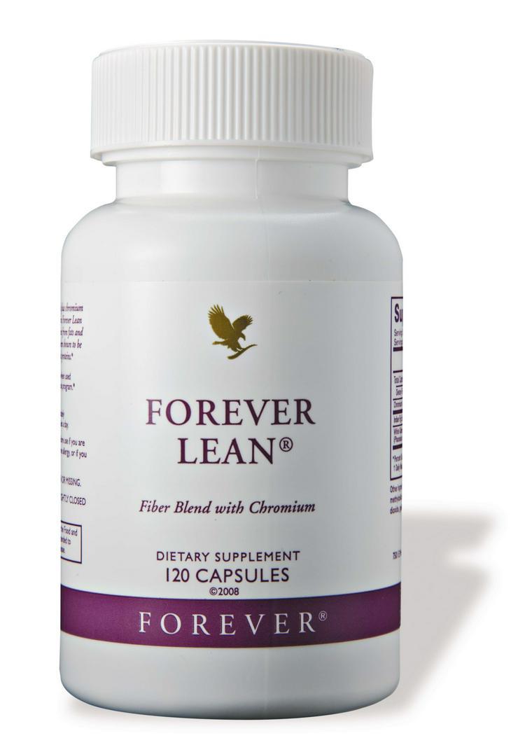 FOREVER Lean * Absorbiert Fett + Kohlehydrate aus den Mahlzeiten * 15% Rabatt