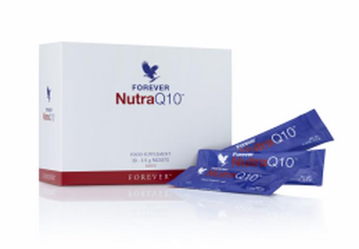 FOREVER Nutra Q10 ™ - Anti-Aging pur * hier mit 15% Rabatt