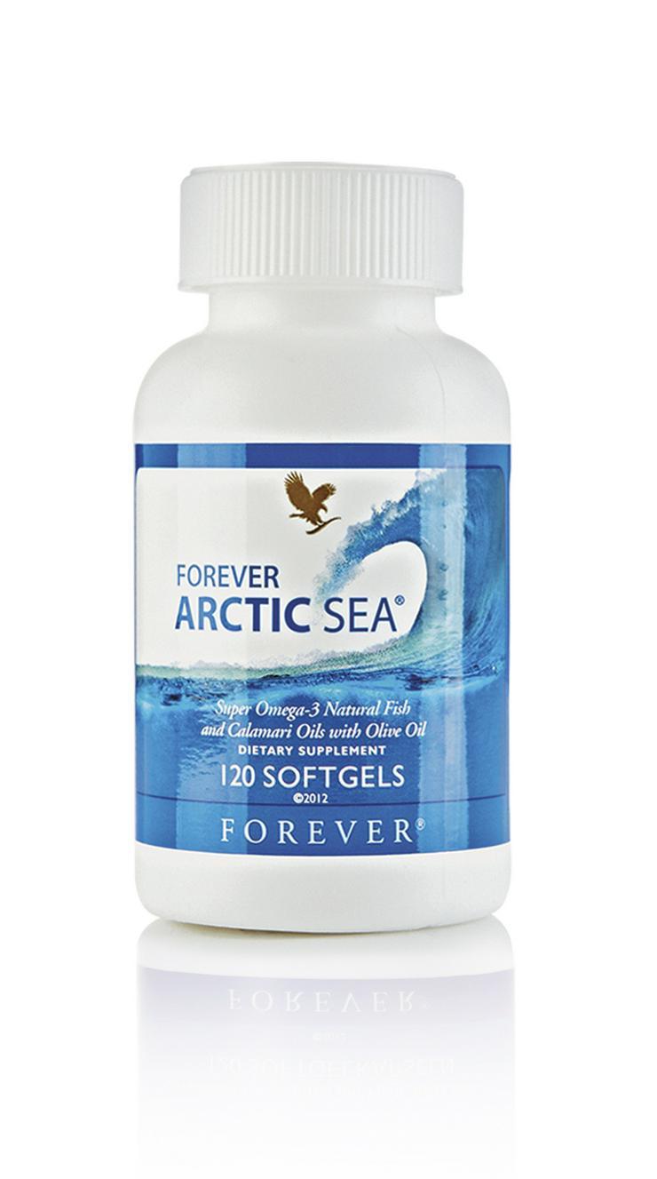 FOREVER ARCTIC SEA - OMEGA 3 - 3+1gratis oder 15% Rabatt