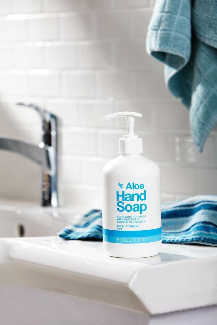 FOREVER ALOE HAND SOAP - AKTIONSPREIS für die milde, ergiebige Flüssigseife mit Aloe Vera und Zitronenöl