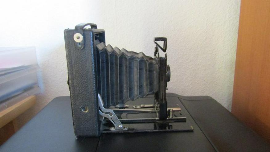 eine alte Ziehharmonikakamera aus den 40- 50-er Jahren - Weitere - Bild 1