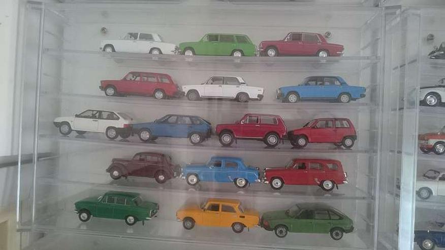 Retroautok aus dem Ostblock  - Modellautos & Nutzfahrzeuge - Bild 1