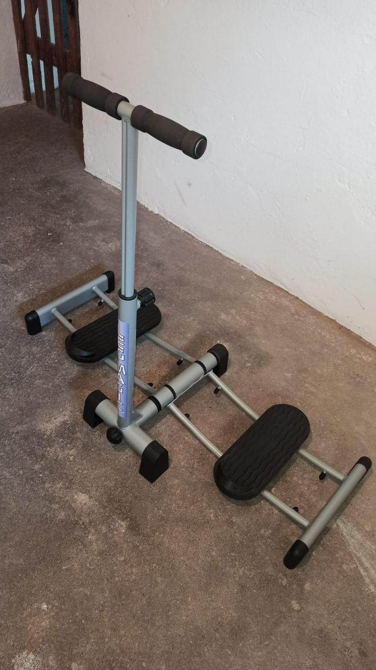 Bild 2: Fitnessgerät, Leg Magic