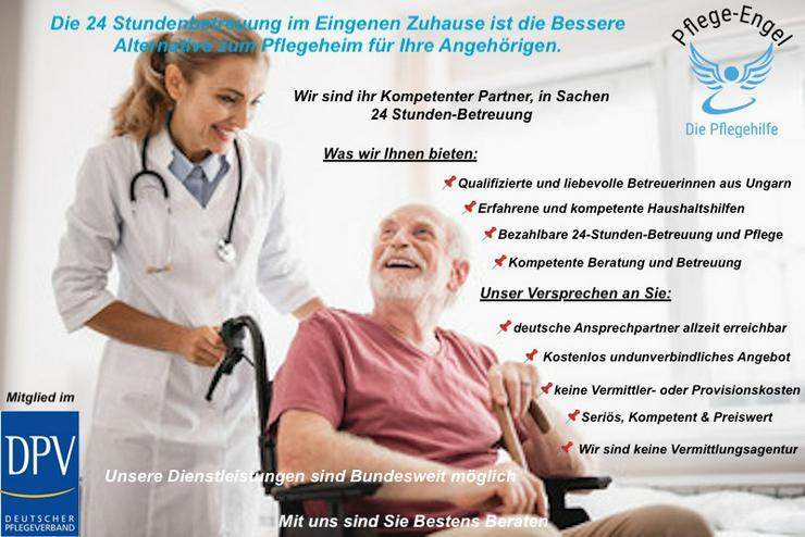 24 Stunden Pflegekraft aus Ungarn finden  - Pflege & Betreuung - Bild 1