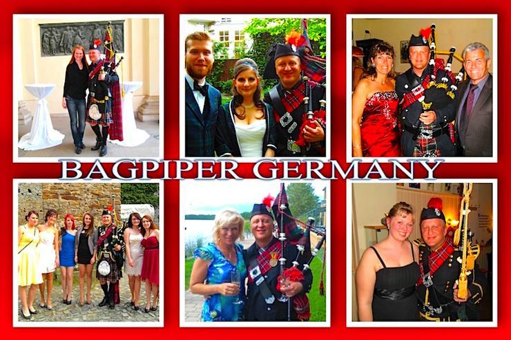 Bild 3: DUDELSACKSPIELER 0176-50647666 Aue Weiden Bayreuth Kulmbach Plauen Apolda Erfurt Zeitz Eisleben Dresden Chemnitz Halle