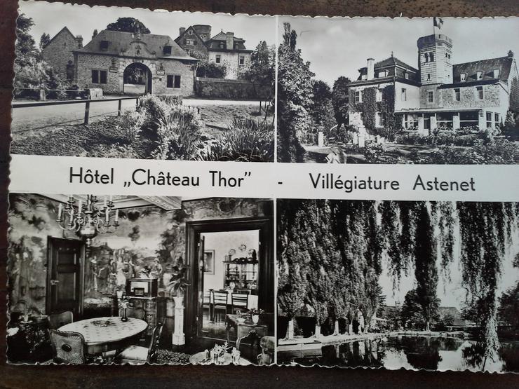 Schloß Thor  Eupen + Malmedy vor Corona Aachen Hergenrath - Weitere - Bild 1