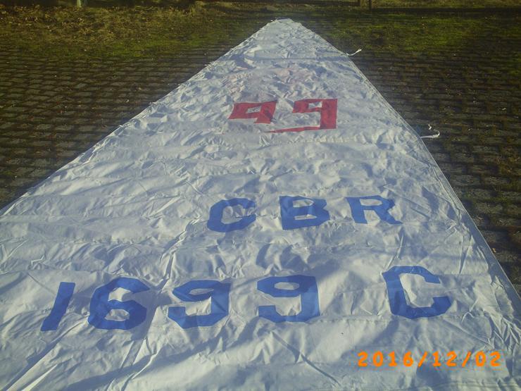 Bild 2: Verkaufe Großsegel für ein Segelboot / Yacht auf 430€ VB