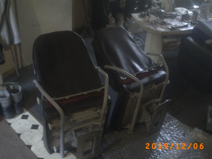 Bild 6: Habe hier 2 Fahrersitze an zu bieten neue Sitzbezüge auf 390€ VB