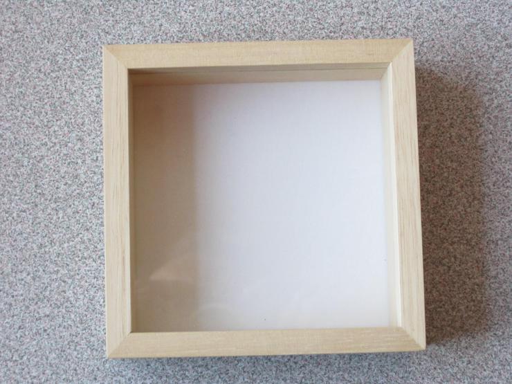 Holzdekorahmen  - Bilderrahmen - Bild 1