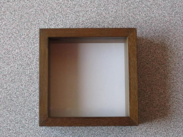 Bild 2: Holzdekorahmen