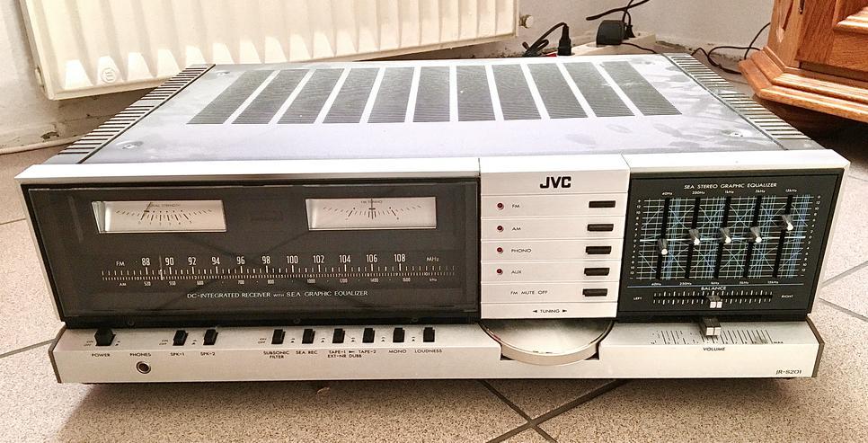 JVC JR-S201 Receiver Vintage - Receiver & Tuner - Bild 1