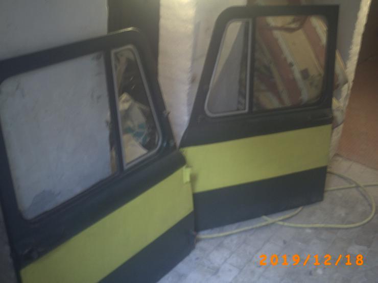 Biete 2 Türen von einem LKW Robur 280€ VB an - Türen, Griffe & Fensterheber - Bild 1