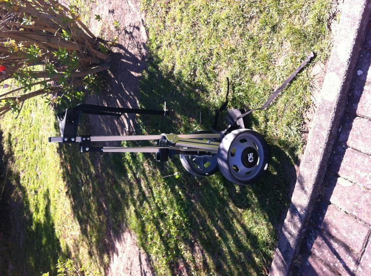 Bild 2: Golftrolley pro ace 2-Rad