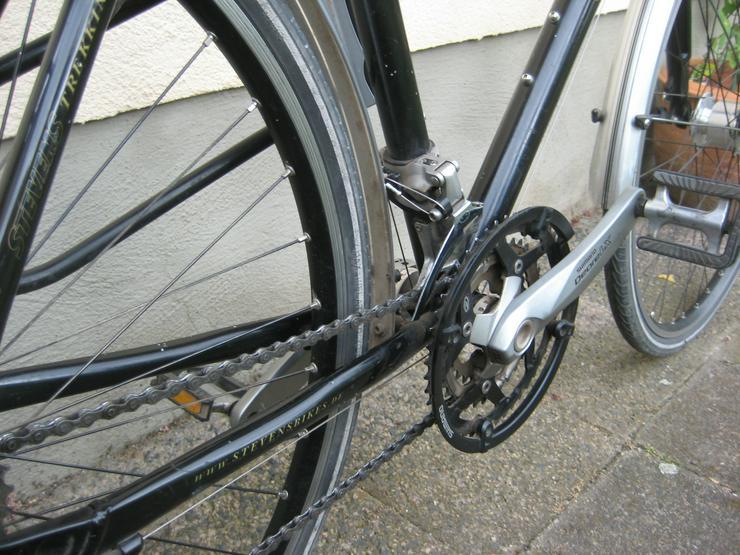 Bild 3: Herrenfahrrad Stevens Trekkingbike
