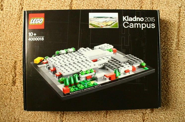 Lego 4000018 Campus Kladno - Limitiert