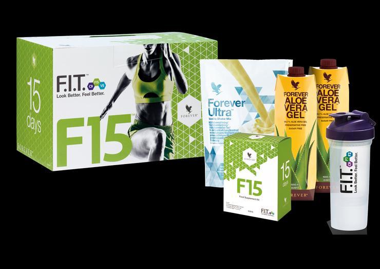 Forever F15 * NUR 119 EUR * Folgeprogramm für Clean 9