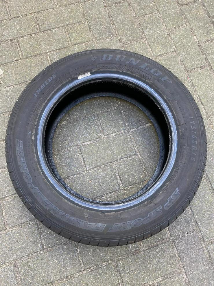 Bild 2: Dunlop Sommerreifen sp sport fast response 175/65 r15 500 km