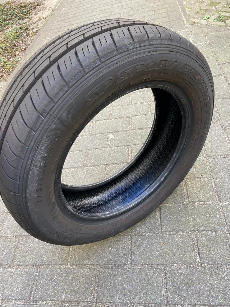 Dunlop Sommerreifen sp sport fast response 175/65 r15 500 km