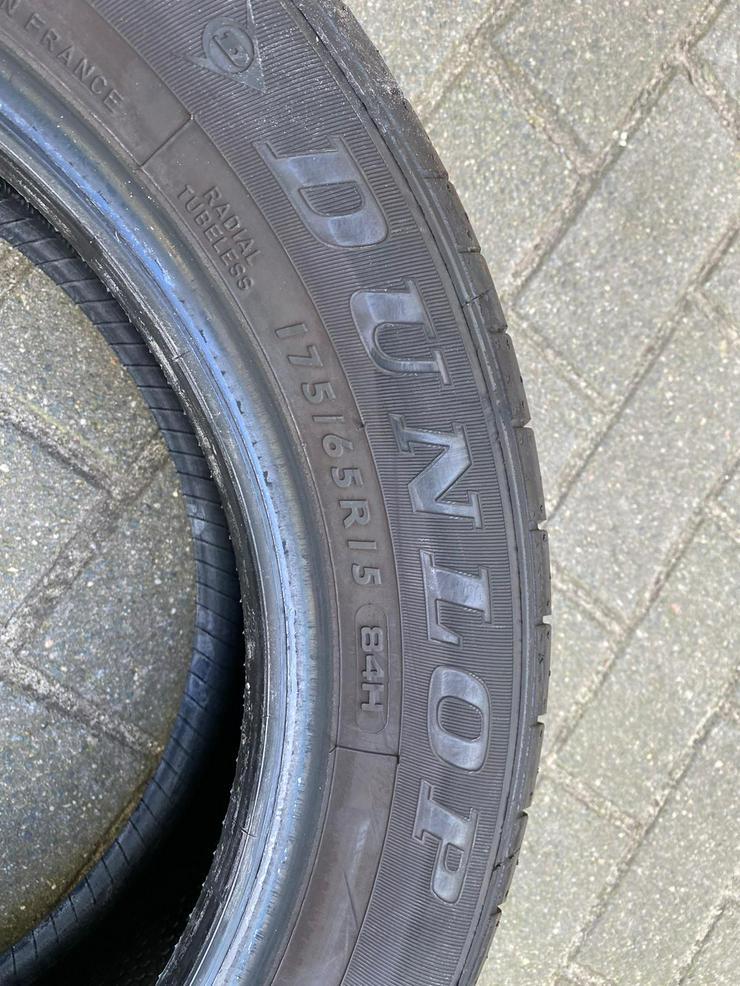 Bild 4: Dunlop Sommerreifen sp sport fast response 175/65 r15 500 km