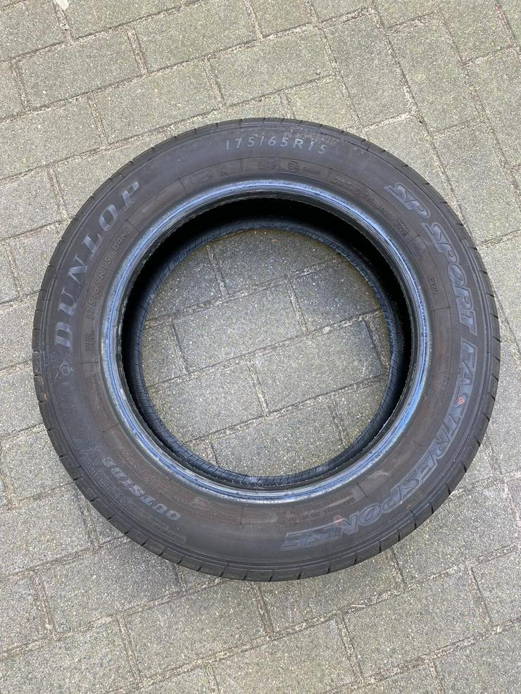 Bild 3: Dunlop Sommerreifen sp sport fast response 175/65 r15 500 km