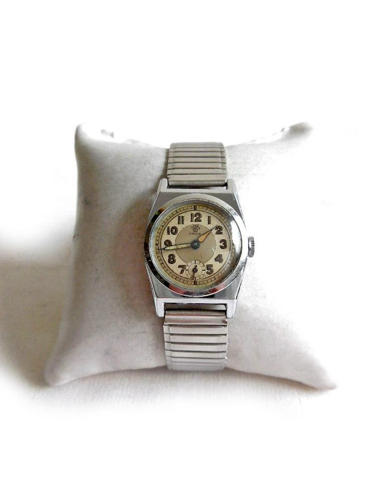 Seltene Armbanduhr von Bifora Anker - Herren Armbanduhren - Bild 1