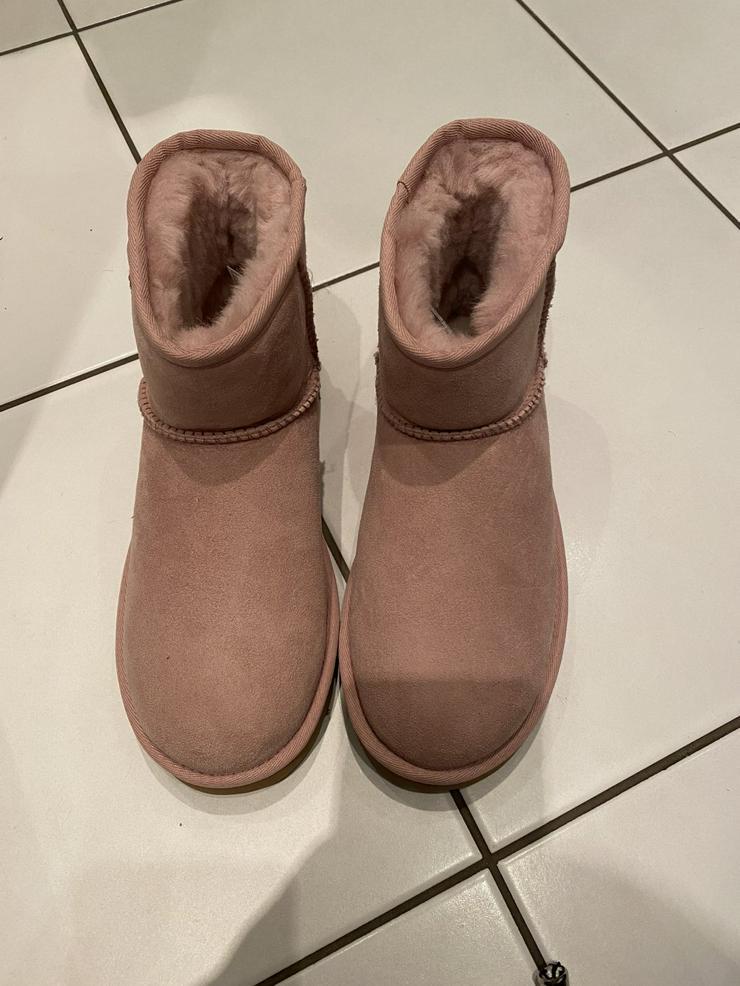 UGG Boots pink Gr. 38