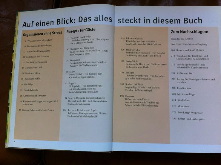Bild 4: Kochbuch Dagmar von Cramm