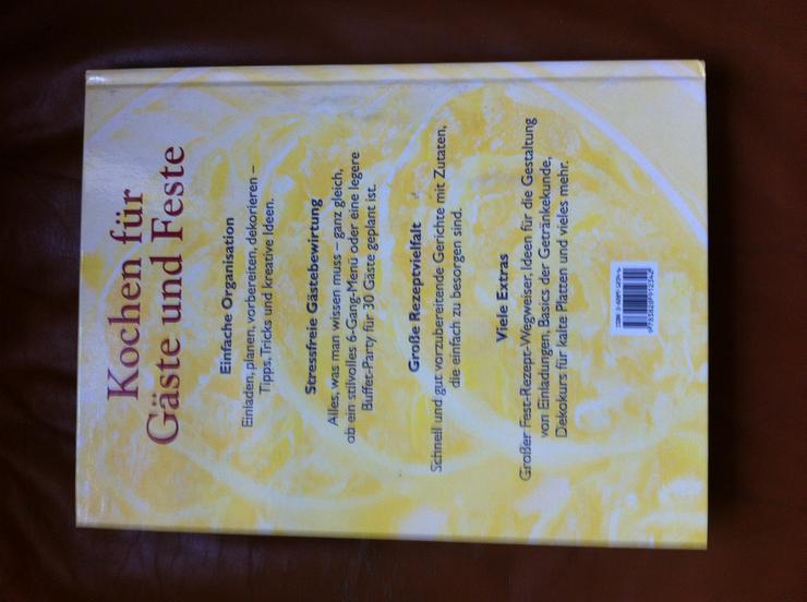 Bild 3: Kochbuch Dagmar von Cramm