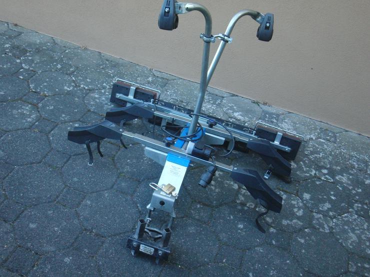 Bild 3: AHK-Radträger TwinnyLoad für 2 Räder (kein E-Bike)