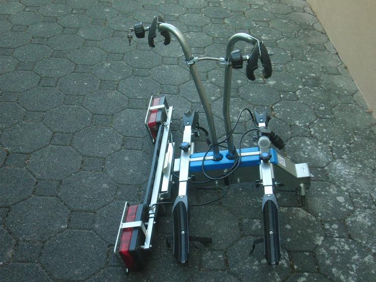 Bild 2: AHK-Radträger TwinnyLoad für 2 Räder (kein E-Bike)