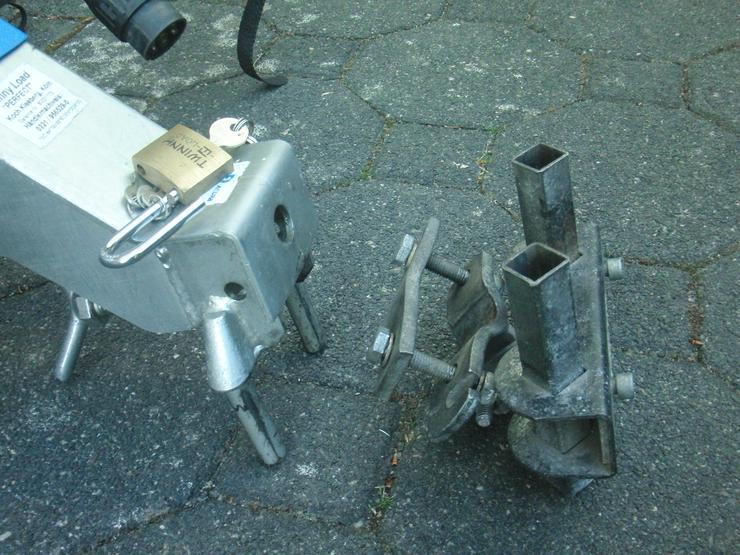 Bild 5: AHK-Radträger TwinnyLoad für 2 Räder (kein E-Bike)